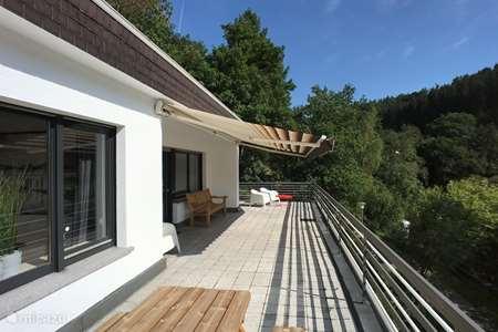 Vacation rental Germany – apartment Penthouse Holgenbach (Eifel)