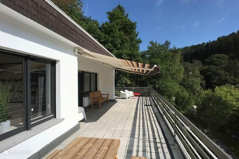 Vakantiehuis Duitsland, Eifel, Schleiden Appartement Penthouse Holgenbach Nat. Park Eifel