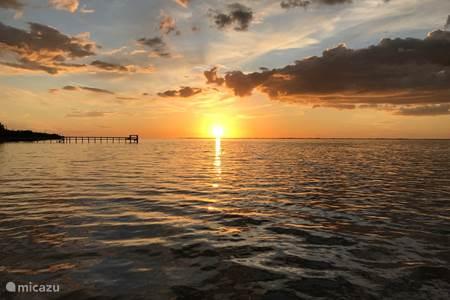 Pine Island, Sonnenuntergang