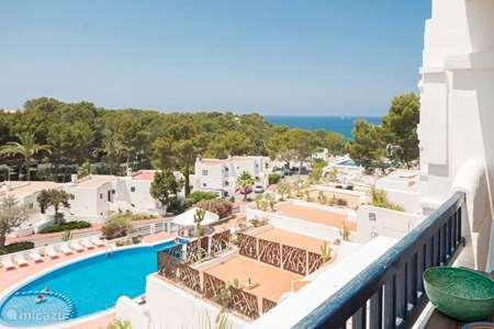 Vakantiehuis Spanje, Ibiza, Cala Tarida - appartement Cala Coral