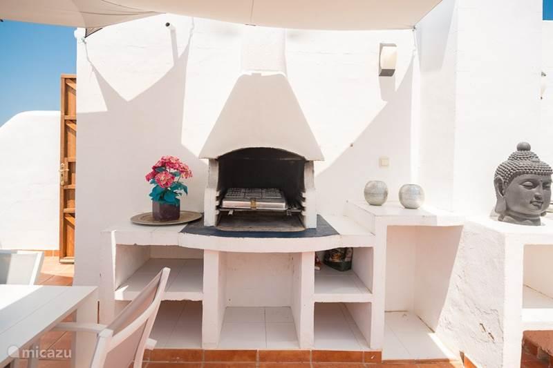 Vakantiehuis Spanje, Ibiza, San Josep Appartement Cala Coral