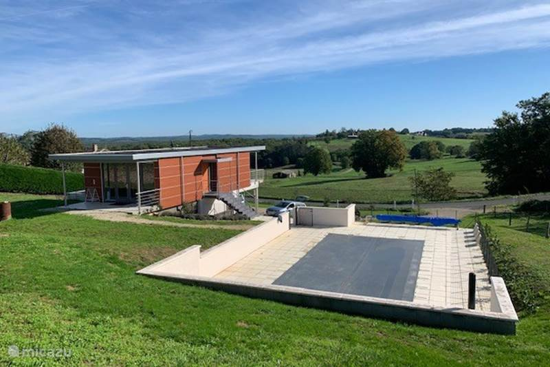 Vakantiehuis Frankrijk, Dordogne, Limeyrat Villa Villa La France
