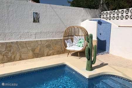 Vakantiehuis Spanje, Costa Blanca, Benissa villa Villa Carolima
