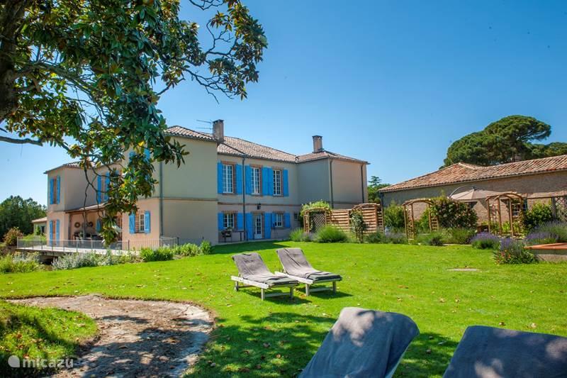 Vakantiehuis Frankrijk, Tarn-et-Garonne, Vigueron Studio Escudes Touche d'Or