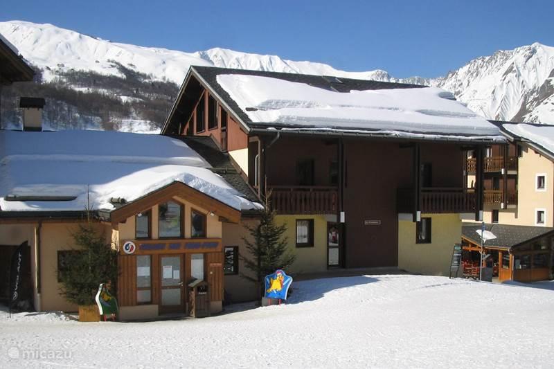 Vakantiehuis Frankrijk, Savoie, Saint-Martin-de-Belleville Appartement Les Gentianes 2 Saint Martin