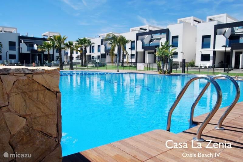 Vakantiehuis Spanje, Costa Blanca, Orihuela Costa Appartement Casa La Zenia