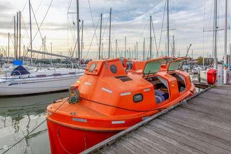 Vakantiehuis Nederland, Noord-Holland, Monnickendam camper / jacht / woonboot PolarStern - unieke boatstay!