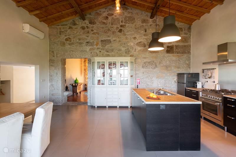 Vacation rental Portugal, Northern Portugal, Ponte da Barca Apartment Apartment Fazenda