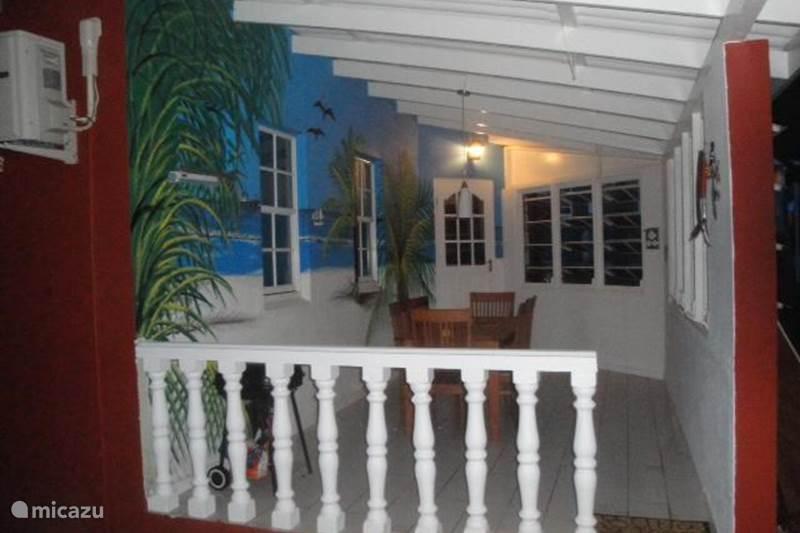 Vakantiehuis Curaçao, Curacao-Midden, Koraal Partier Bungalow Casa Capri