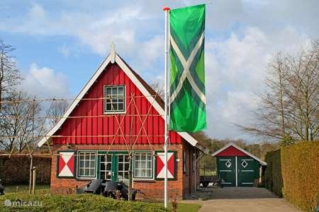 Vakantiehuis Nederland, Gelderland, Lievelde - vakantiehuis De Pieper