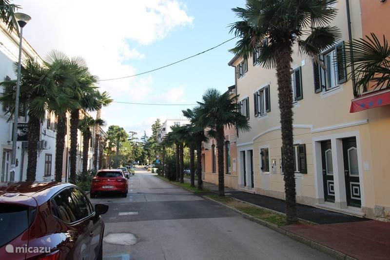 Vacation rental Croatia, Istria, Porec Apartment Galina