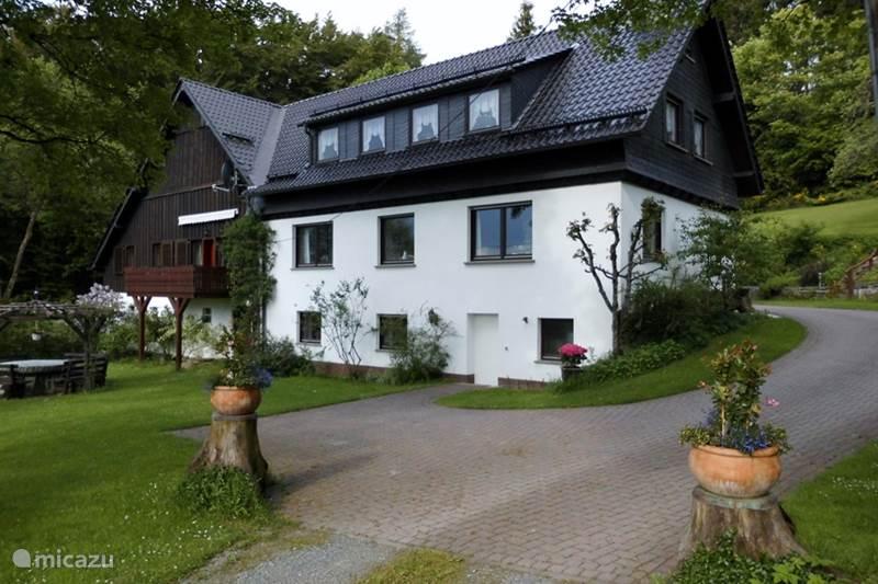 Vacation rental Germany, Sauerland, Hallenberg Holiday house Haus auf der Trambach