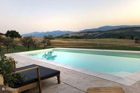 Vakantiehuis Italië, Marche, Tolentino vakantiehuis Casa Primo