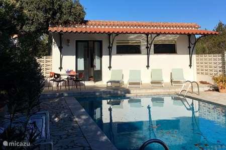 Vakantiehuis Spanje, Andalusië, Aracena chalet El Zueco