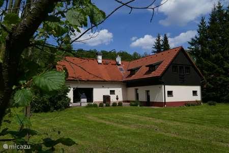 Vakantiehuis Tsjechië – vakantiehuis Stressless