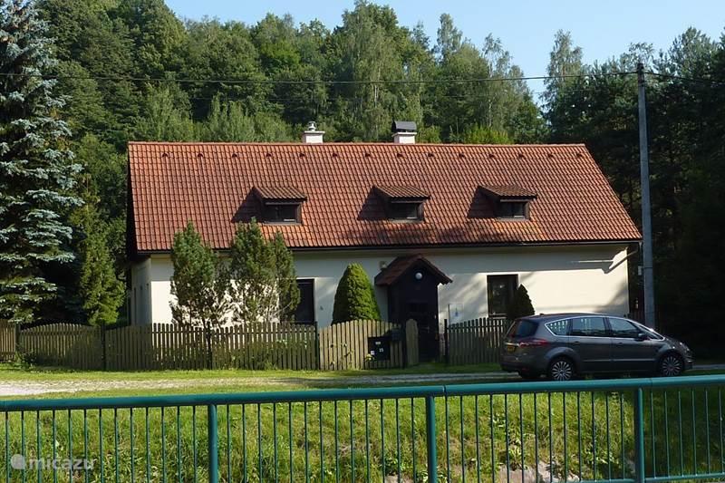 Vakantiehuis Tsjechië, Reuzengebergte, Rudnik Vakantiehuis Stressless