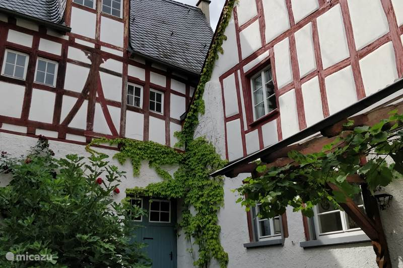Vacation rental Germany, Moselle, Pünderich Holiday house Am Innenhof