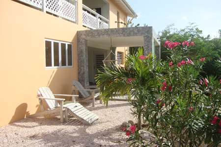 Vacation rental Curaçao, Banda Abou (West), Barber apartment Moringa
