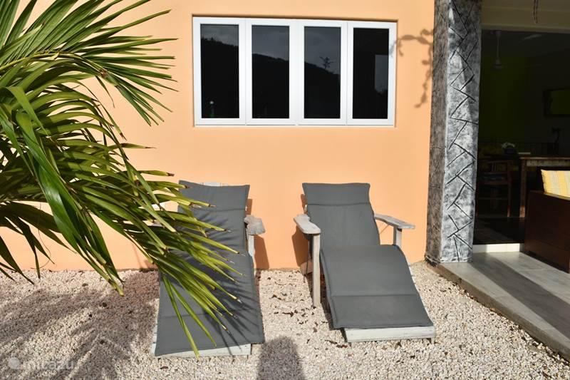 Vakantiehuis Curaçao, Banda Abou (west), Barber Appartement Moringa