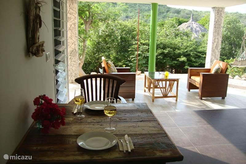 Vacation rental Curaçao, Banda Abou (West), Barber Apartment Moringa