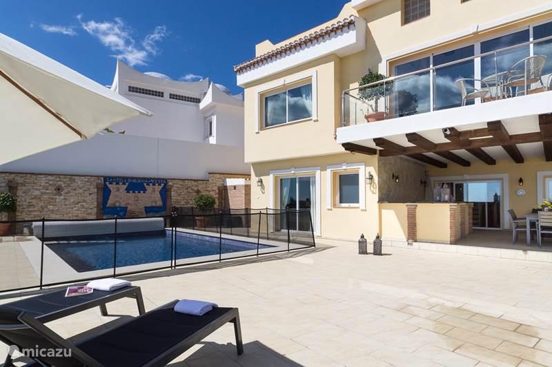 Vakantiehuis Spanje, Andalusië, Salobrena Villa Villa Buena Vista