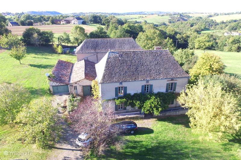 Vacation rental France, Tarn, Montirat Holiday house Gite Les Coquelicots