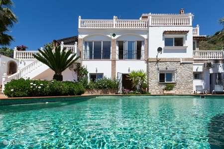 Vakantiehuis Spanje, Costa Tropical, Salobreña villa Villa Esmeralda