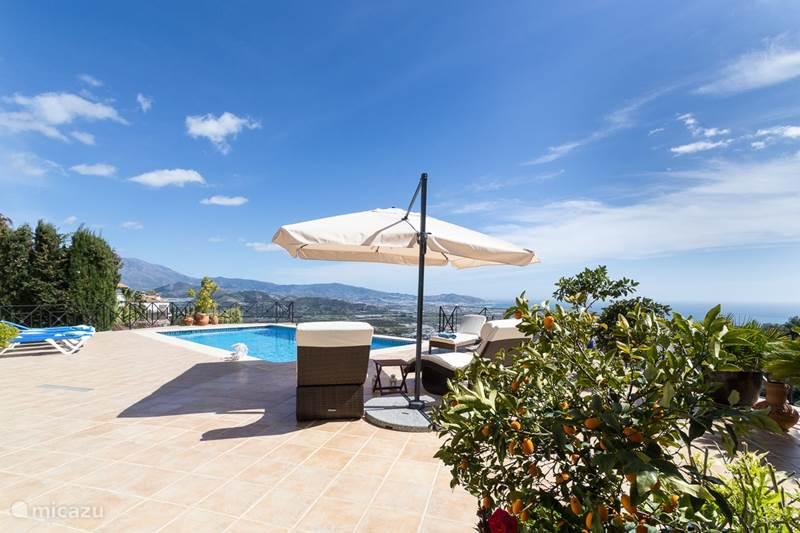 Vakantiehuis Spanje, Andalusië, Salobrena Villa Villa Aura