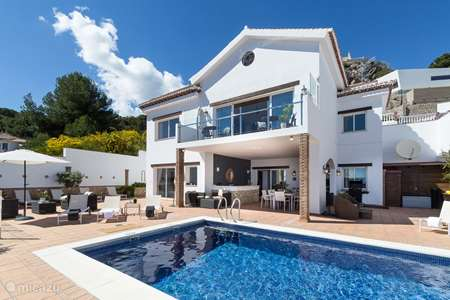 Ferienwohnung Spanien, Costa Tropical, Salobreña villa Villa Bosque Mar.