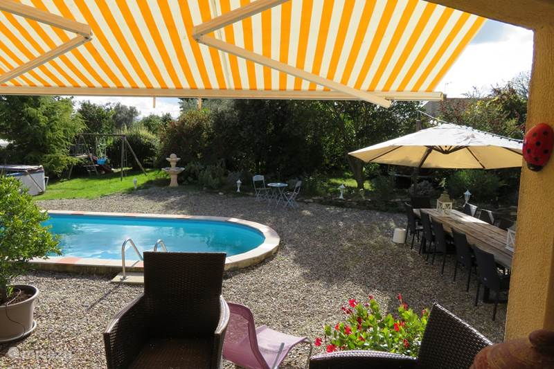 Vacation rental France, Hérault, La Livinière Villa Villa Pyracantha