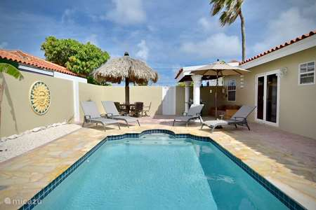Vacation rental Aruba, North, Westpunt villa Villa Safir