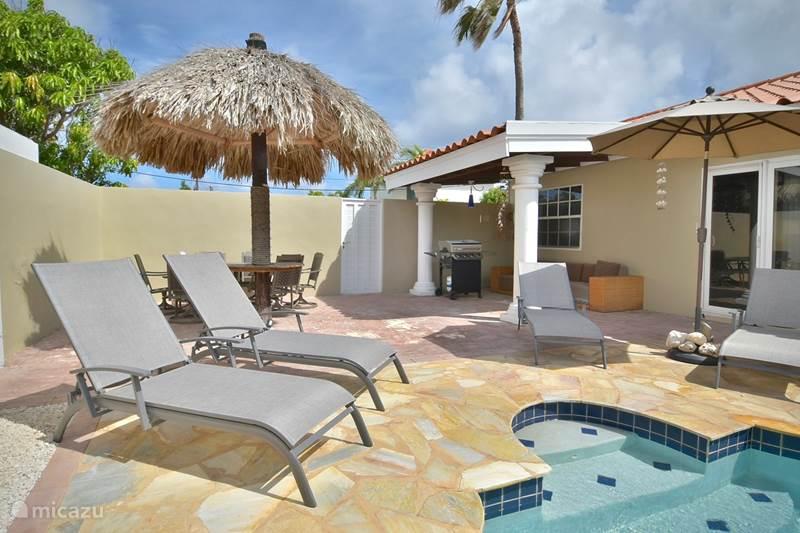 Vacation rental Aruba, North, Westpunt Villa Villa Safir