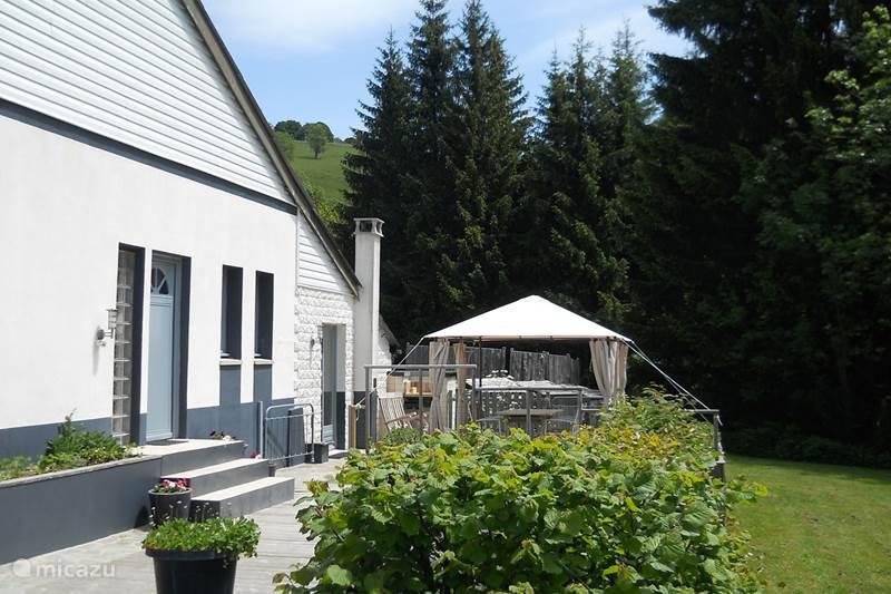 Vakantiehuis Frankrijk, Puy-de-Dôme, Égliseneuve-d'Entraigues Gîte / Cottage Gite les 3 Etoiles d'Auvergne