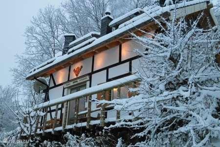 Ferienwohnung Deutschland, Sauerland, Nordenau - Winterberg ferienhaus Jagdhaus am Rappelstein