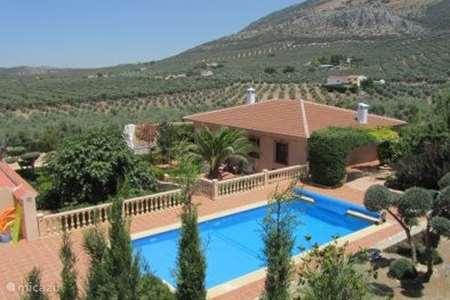 Ferienwohnung Spanien, Andalusien, Villanueva del Trabuco ferienhaus Casa el Zorro