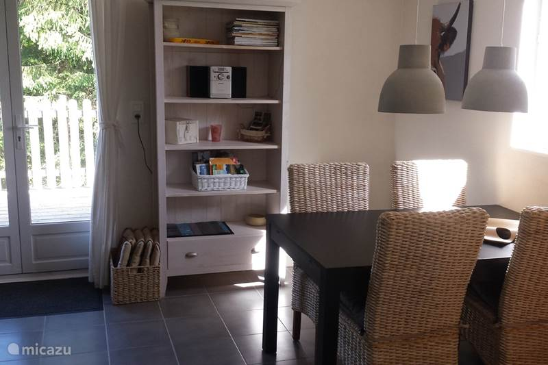 Vacation rental France, Puy-de-Dôme, Égliseneuve-d'Entraigues  Gîte / Cottage Gite du Bois II - Maison van Stijn