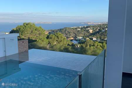 Vakantiehuis Spanje, Ibiza, Cala Tarida - appartement Casa Biento