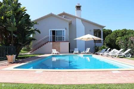 Vakantiehuis Portugal, Algarve, Almancil - villa Villa Vale do Lobo