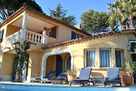 Vacation rental France, French Riviera, Les Issambres villa Villa l'Estiou