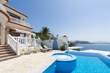 Vakantiehuis Spanje, Andalusië, Salobrena villa Villa Casa Tomise