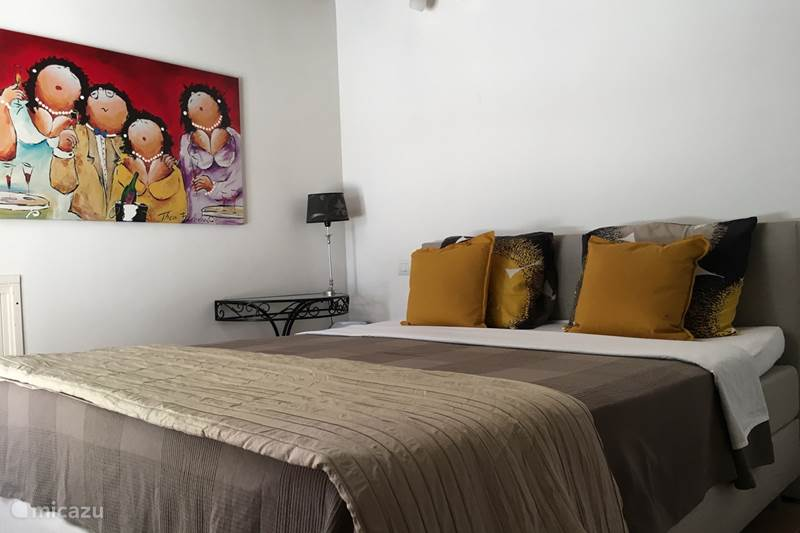 Vakantiehuis Italië, Marche, Santa Maria Nuova Appartement Il Posto Perfetto-appartement Monti