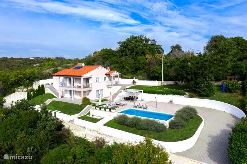 Vacation rental Croatia, Istria, Labin Villa Villa Valentina