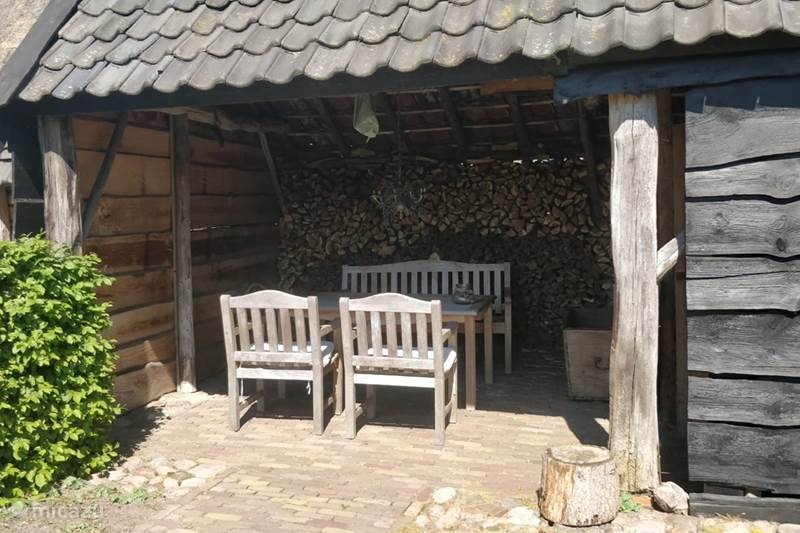 Vakantiehuis Nederland, Drenthe, Dwingeloo Vakantiehuis Gastenverblijf Lheederhof Lodge 3