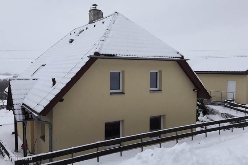 Vacation rental Czech Republic, Giant Mountains, Zacler Villa Haus Aneszka