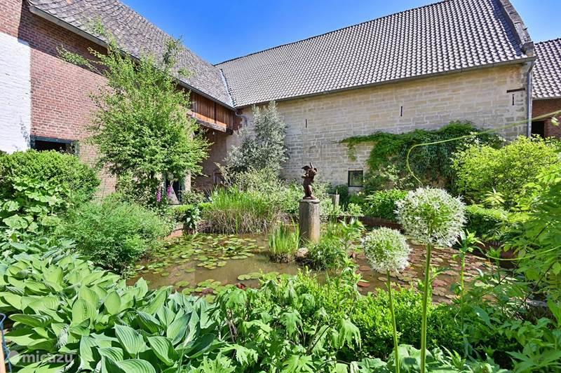 Vakantiehuis Nederland, Limburg, Klimmen Vakantiehuis Hof Caerdebeeck - De Kersentuin