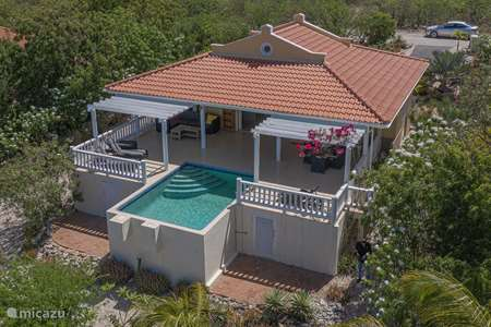 Vacation rental Curaçao, Banda Abou (West), Coral-Estate Rif St.marie villa Villa Myuna