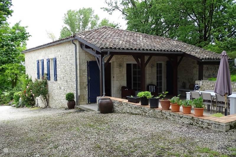 Vakantiehuis Frankrijk, Tarn-et-Garonne, Valeilles Gîte / Cottage Gite Le Vieux Manoir