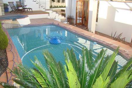 Vacation rental South Africa – villa The Gables, Hout Bay