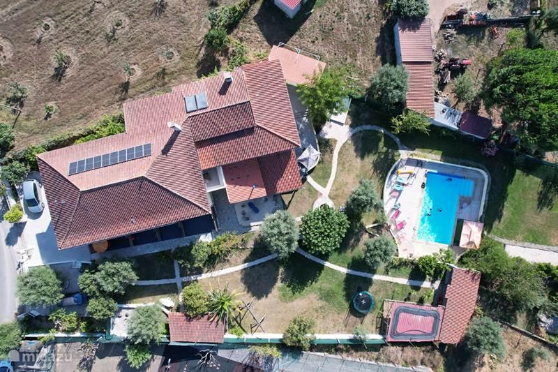 Vakantiehuis Portugal, Beiras, Pinheiro de Coja Vakantiehuis A Casa Amarela