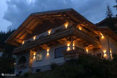 Vacation rental Austria, Salzburgerland, Muhlbach apartment Landhaus Christl
